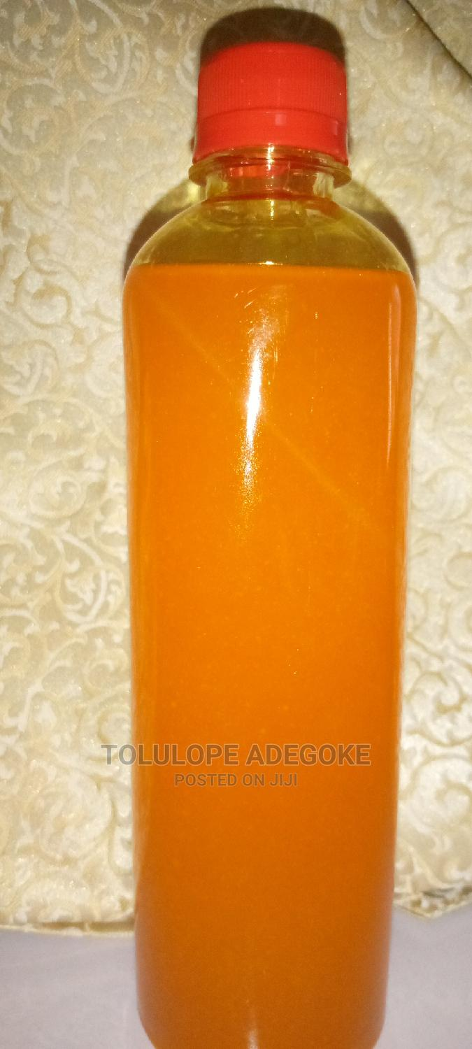 Archive: 100% Pure Carrot Oil (250ml)
