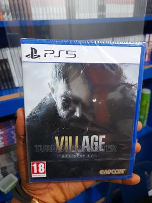 Ps5 Village Resident Evil | Video Games for sale in Lagos State, Ikeja