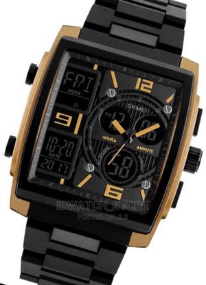 Digital and Analog Waterproof Watch for Men | Watches for sale in Lagos State, Lagos Island (Eko)
