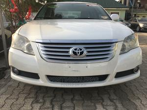 Toyota Avalon 2008 White | Cars for sale in Lagos State, Ilupeju