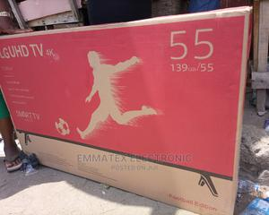 Smart TV LG 55 Inches   TV & DVD Equipment for sale in Lagos State, Surulere