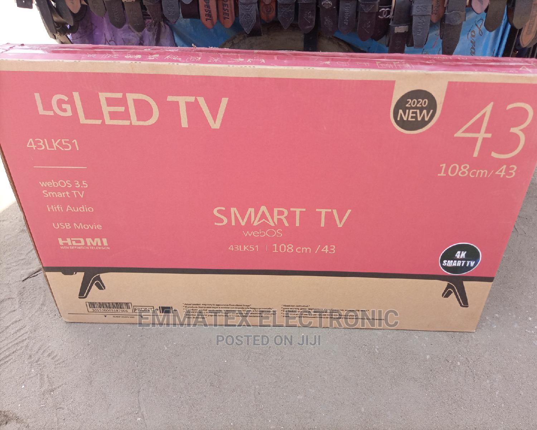 LG LED TV 43 Inches Smart TV