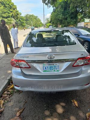 Toyota Corolla 2013 Silver | Cars for sale in Lagos State, Ikoyi
