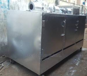 Full Stainless Steel Fish Smoking Kiln | Farm Machinery & Equipment for sale in Lagos State, Ifako-Ijaiye