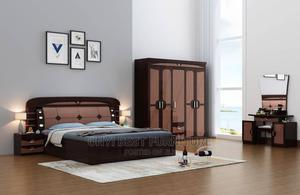 Sample Bed With Wardrobe   Furniture for sale in Lagos State, Ojo