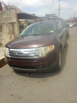 Ford Edge 2009 Red   Cars for sale in Lagos State, Abule Egba