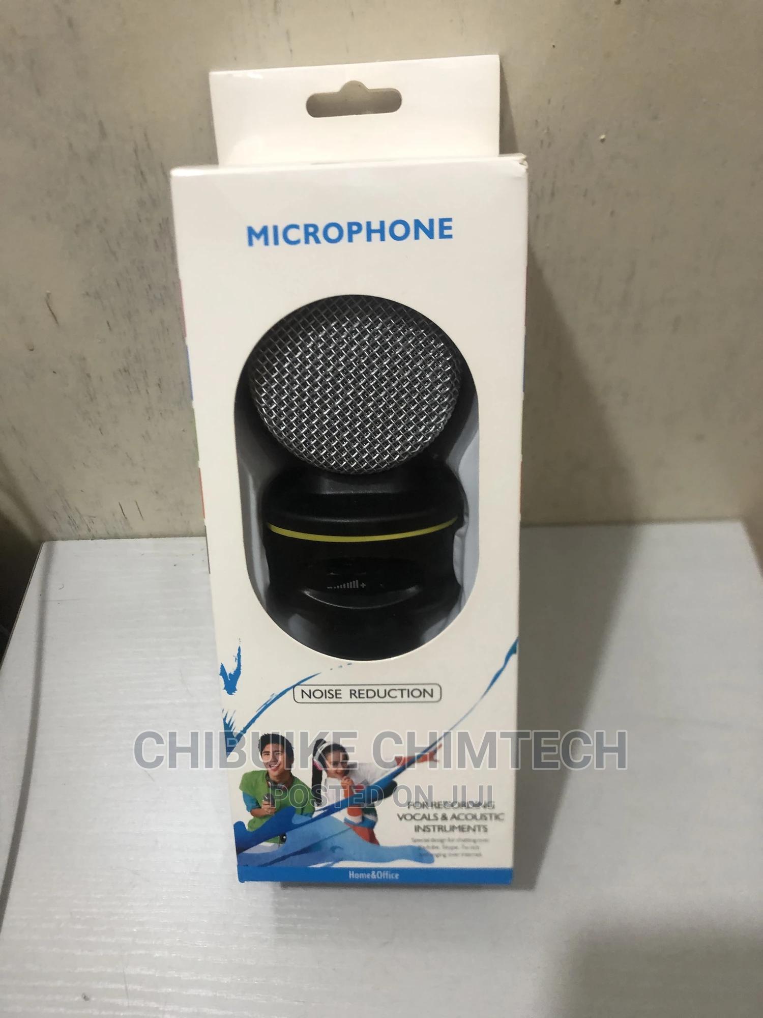 Laptop And Desktop Microphone Multimedia Microphone   Audio & Music Equipment for sale in Ikeja, Lagos State, Nigeria
