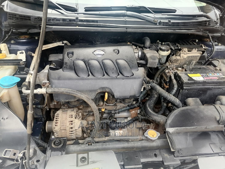 Archive: Nissan Sentra 2007 2.0 Blue