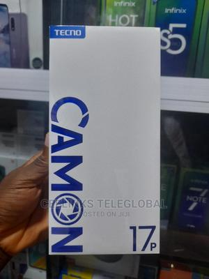 New Tecno Camon 17P 128 GB Blue | Mobile Phones for sale in Lagos State, Ikeja