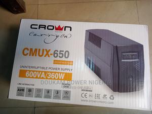 Power Back Up 650watts   Solar Energy for sale in Abuja (FCT) State, Wuse 2
