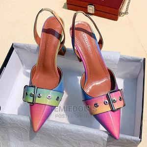 Hot Arrival Colourful High Heel Shoes Sandals   Shoes for sale in Lagos State, Magodo