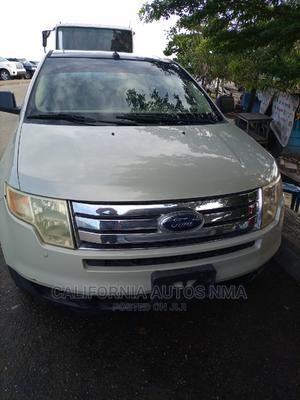 Ford Edge 2009 White   Cars for sale in Lagos State, Amuwo-Odofin