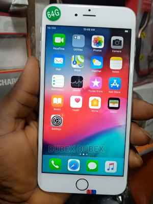 New Apple iPhone 6s Plus 64 GB White | Mobile Phones for sale in Rivers State, Port-Harcourt