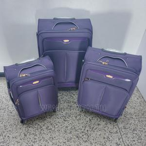 High Quality Travelling Purple Swiss Polo Luggage Bag | Bags for sale in Lagos State, Ikeja
