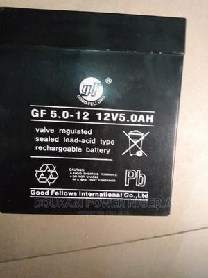 12volt 5ah Battery   Solar Energy for sale in Abuja (FCT) State, Wuse 2