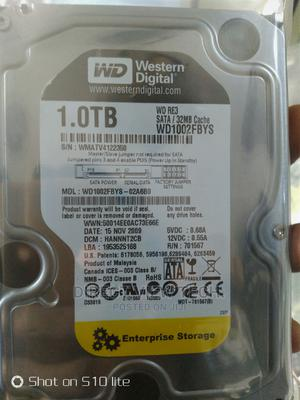 1tb WD Enterprise Storage HDD   Computer Hardware for sale in Lagos State, Ikeja