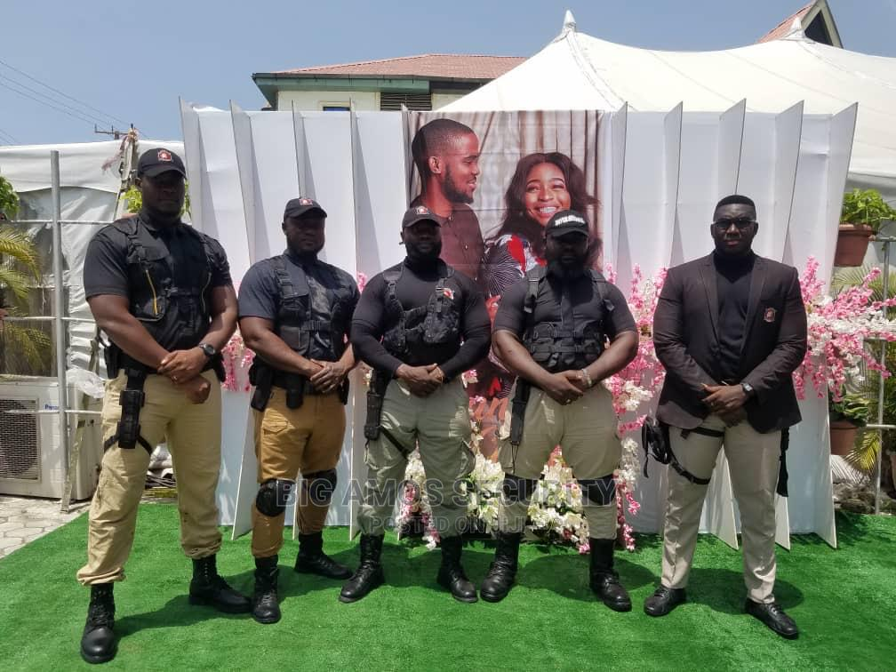 Security Bouncer for Your Event   Party, Catering & Event Services for sale in Ikeja, Lagos State, Nigeria