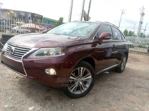 Lexus RX 2015 Red | Cars for sale in Lagos State, Ikeja