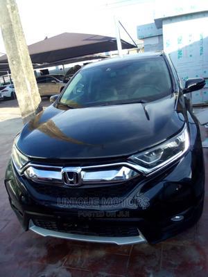 Honda CR-V 2018 Black   Cars for sale in Lagos State, Lekki