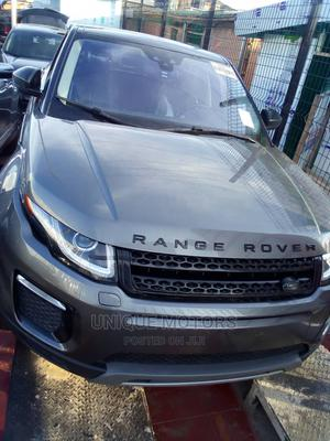 Land Rover Range Rover Evoque 2017 Gray | Cars for sale in Lagos State, Lekki