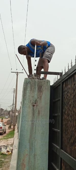 Electric Perimeter Fencing System | Building & Trades Services for sale in Edo State, Auchi