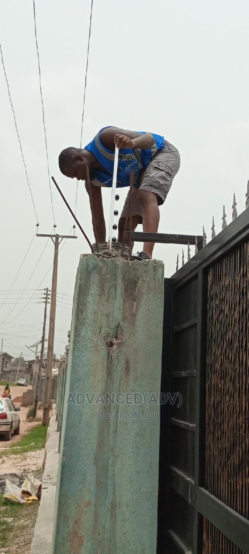 Electric Perimeter Fencing System