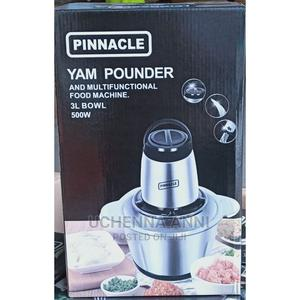 Pinnacle Yam Pounder 3L | Kitchen Appliances for sale in Lagos State, Ikeja