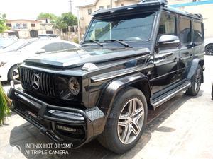 Mercedes-Benz G-Class 2014 Black | Cars for sale in Lagos State, Ojodu