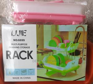 2 Tier Dish Rack | Kitchen & Dining for sale in Lagos State, Gbagada
