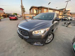 Infiniti JX 2013 35 AWD Gray   Cars for sale in Lagos State, Maryland