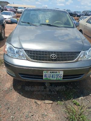 Toyota Avalon 2001 XLS Buckets Blue   Cars for sale in Imo State, Owerri