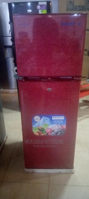 Polystar Refrigerator Double Doors 302 Liters | Kitchen Appliances for sale in Abuja (FCT) State, Wuse
