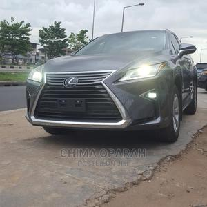Lexus RX 2017 350 AWD Gray | Cars for sale in Lagos State, Kosofe