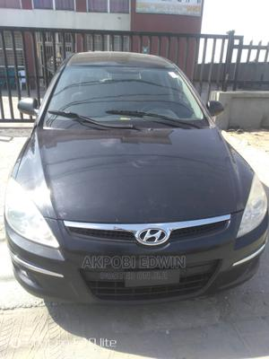 Hyundai Elantra 2009 Touring Automatic Black | Cars for sale in Lagos State, Ajah