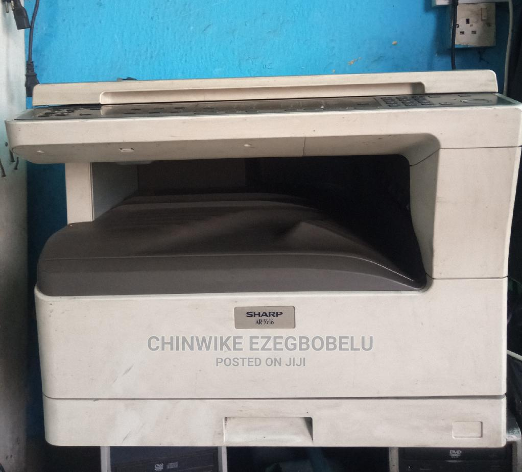 Sharp Ar-5516 | Printers & Scanners for sale in Obio-Akpor, Rivers State, Nigeria