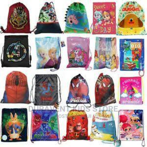 12 Pcs Kids Drawstring Party Sourvenirs Bags | Babies & Kids Accessories for sale in Lagos State, Amuwo-Odofin