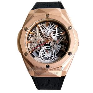 Leather Wristwatch | Watches for sale in Lagos State, Kosofe