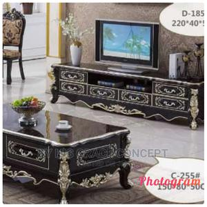 Console Tv Cabinet and Center Table | Furniture for sale in Lagos State, Ojo
