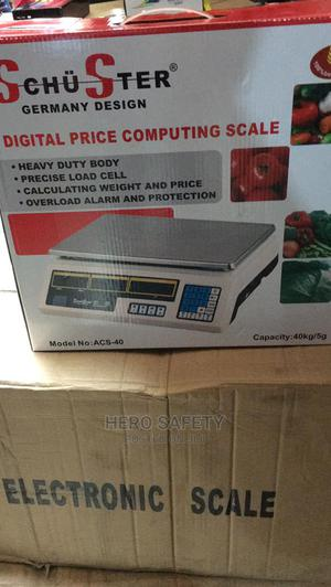 Electronic Scale   Store Equipment for sale in Lagos State, Lagos Island (Eko)