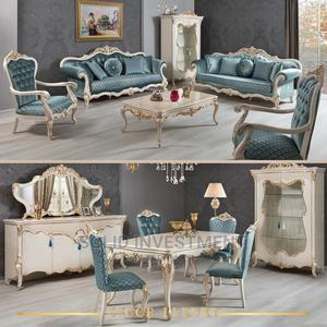 Turkish Complete Set of Dining and Sofa Chair | Furniture for sale in Lagos State, Ikeja