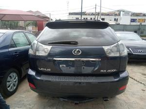 Lexus RX 2006 400h AWD Blue | Cars for sale in Lagos State, Ojodu