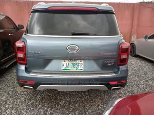 GAC GS8 2019 Blue | Cars for sale in Lagos State, Ojodu