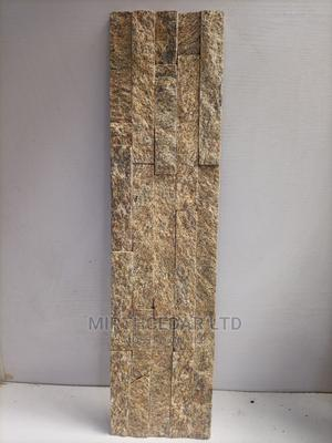 Hp 03 Brown Natural Wall Stone   Building Materials for sale in Lagos State, Orile