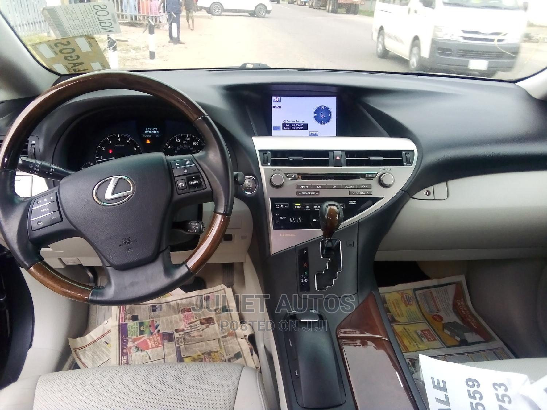 Archive: Lexus RX 2012 Gray
