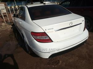 Mercedes-Benz C300 2008 White   Cars for sale in Delta State, Oshimili South