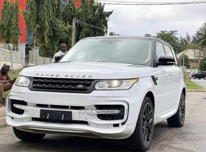 Land Rover Range Rover Sport 2017 White   Cars for sale in Abuja (FCT) State, Asokoro