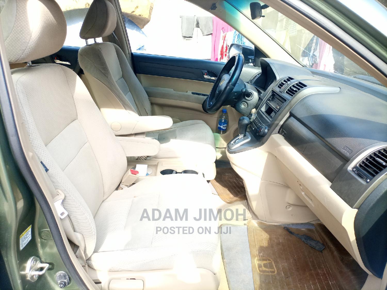 Archive: Honda CR-V 2008 2.4 EX-L 4x4 Automatic