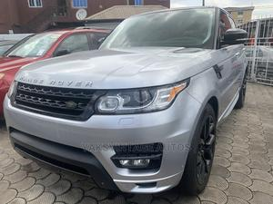 Land Rover Range Rover Sport 2015 Silver | Cars for sale in Lagos State, Ikeja