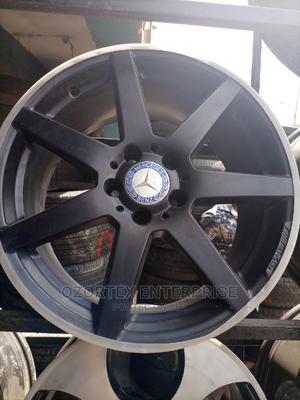 18rim for Mercedes Benz Black | Vehicle Parts & Accessories for sale in Lagos State, Amuwo-Odofin