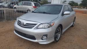 Toyota Corolla 2012 Silver | Cars for sale in Lagos State, Ojodu